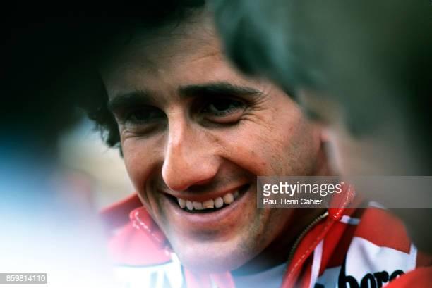 Alain Prost Grand Prix of Belgium Circuit de SpaFrancorchamps September 15 1985