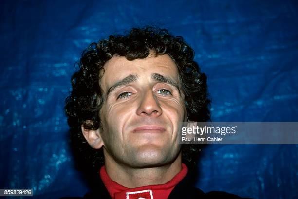 Alain Prost Grand Prix of Brazil Autodromo Jose Carlos Pace March 25 1990