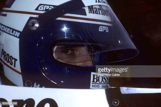Alain Prost Grand Prix of France DijonPrenois May 20 1984