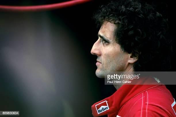 Alain Prost, Grand Prix of Japan, Suzuka Circuit, October 21, 1990.