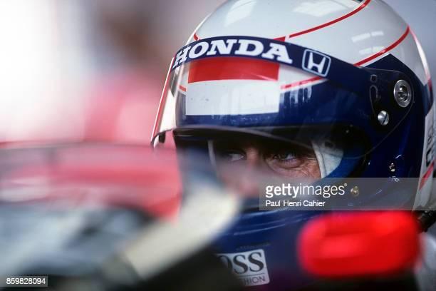 Alain Prost, McLaren-Honda MP4/5, Grand Prix of Germany, Hockenheimring, July 30, 1989.