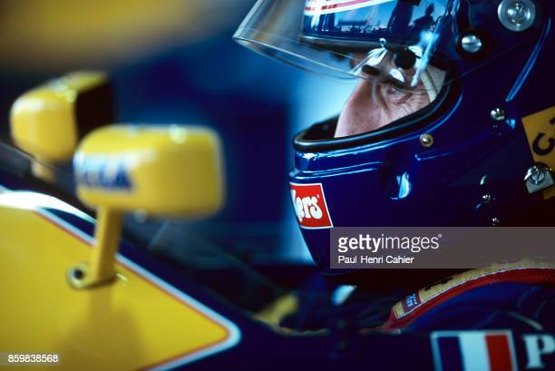 Alain Prost WilliamsRenault FW15C Grand Prix of Brazil Autodromo Jose Carlos Pace March 28 1993