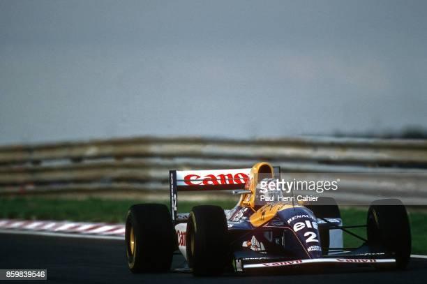 Alain Prost WilliamsRenault FW15C Grand Prix of Portugal Autodromo do Estoril September 26 1993