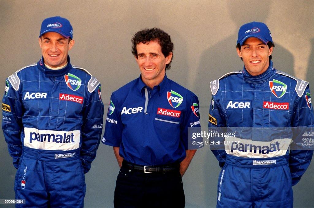 Formula One Motor Racing - Australian Grand Prix - Arrival : News Photo