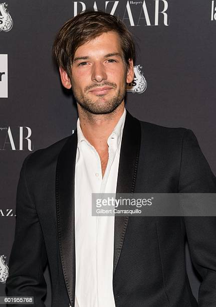 Alain Remise attends Harper's BAZAAR Celebrates 'ICONS By Carine Roitfeld' at The Plaza Hotel on September 9 2016 in New York City