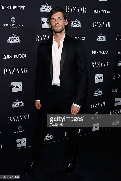 Alain Remise attends the 2015 Harper ICONS Party at The Plaza Hotel on September 9 2016 in New York City