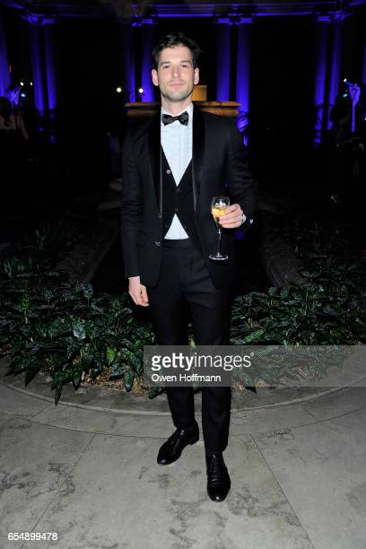 Alain Remise attends The Frick Young Fellows Ball 2017 at The Frick Collection on March 16 2017 in New York City