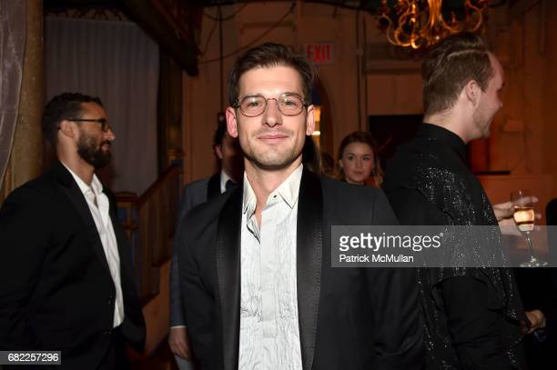 Alain Remise attends the Many Hopes Spring Ball at The Angel Orensanz Foundation on May 11 2017 in New York City