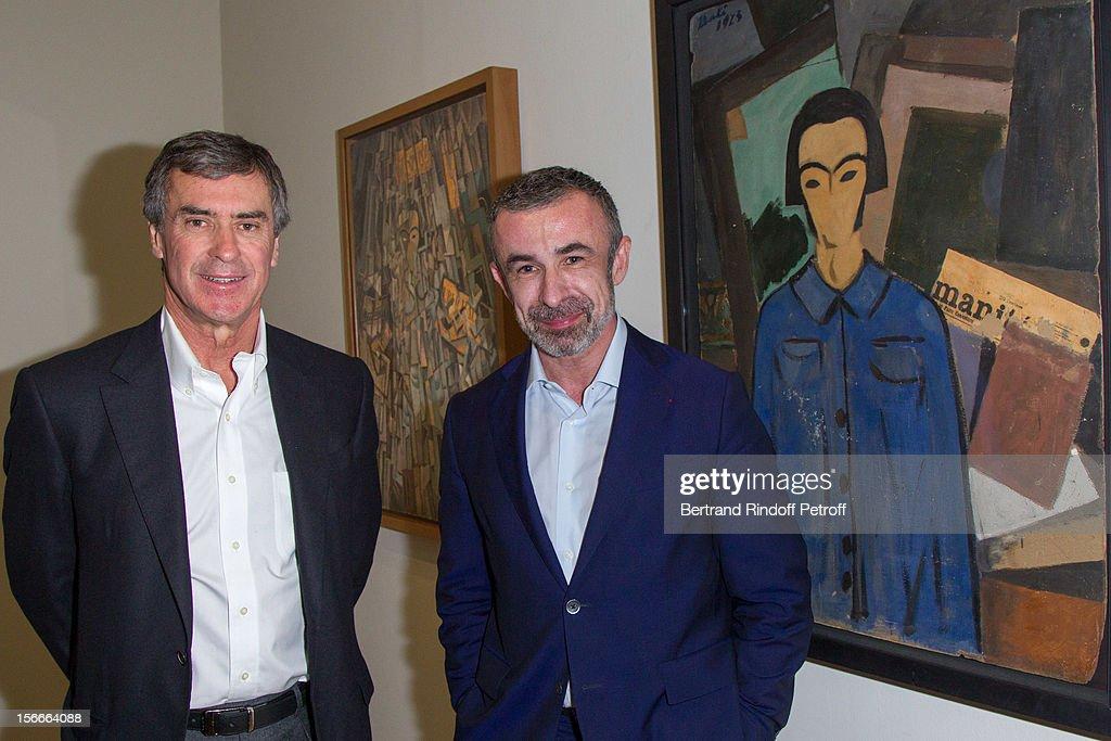 Dali Private Exhibition Preview At Centre Pompidou