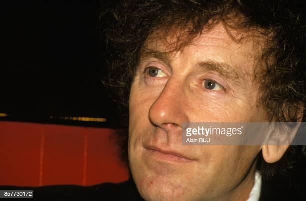 Alain Souchon a la remise des prix de la SACEM le 7 decembre 1993 a Paris France