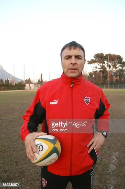Alain TEIXIDOR Nouvel entraineur de TOULON RUgby