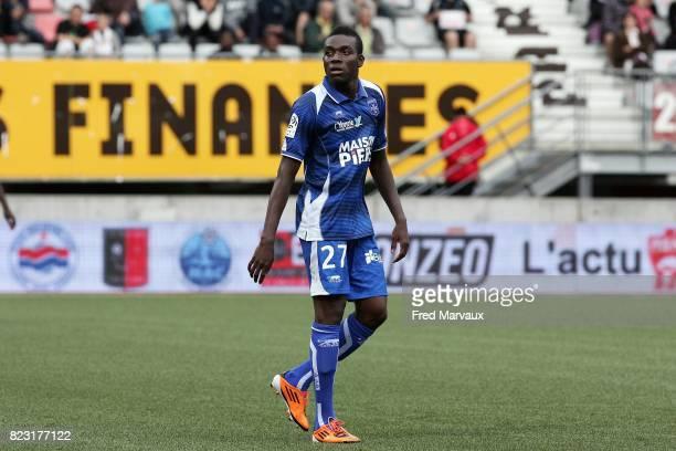 Alain TRAORE Nancy / Auxerre 5eme journee de Ligue 1