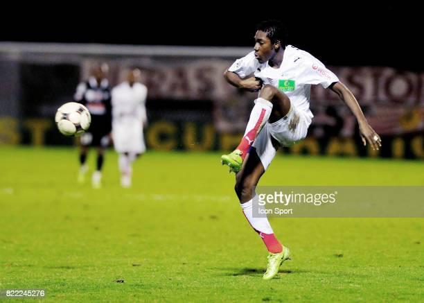 Alain TRAORE Brest / Angers 23eme journee de Ligue 2