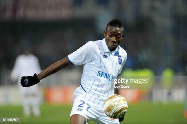 Alain TRAORE Auxerre / Marseille 1/2 Finale Coupe de la Ligue