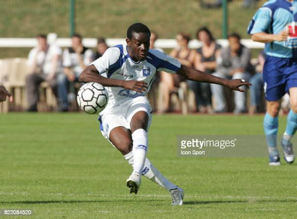 Alain TRAORE Auxerre / Le Havre 11a Fontainebleau Match amical Ligue 1