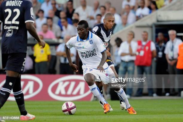 Alain TRAORE Bordeaux / Auxerre 3eme journee de Ligue 1