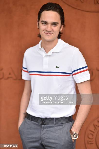 AlainFabien Delon attends the 2019 French Tennis Open Day Two at Roland Garros on May 30 2019 in Paris France