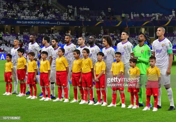 AlAin's midfielder Caio AlAin's midfielder Tongo DoumbiaAlAin's defender Tsukasa Shiotani AlAin's midfielder Hussein elShahat AlAin's defender...