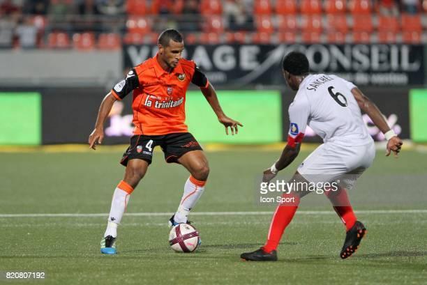 Alaixys Romao Lorient / Valenciennes 9e journee Ligue 1