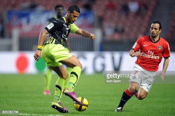 Alaixys ROMAO Paris Saint germain / Lorient 29e journee Ligue 1