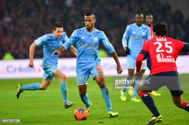 Alaixys ROMAO Lille / Marseille 16e journee Ligue 1 Photo Dave Winter / Icon Sport