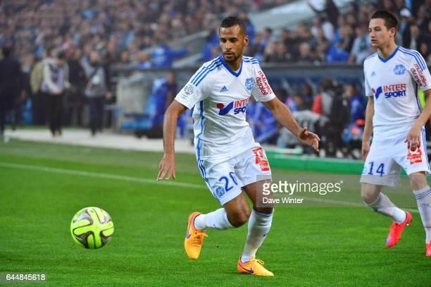 Alaixys ROMAO Marseille / Paris Saint Germain 31eme journee de Ligue 1 Photo Dave Winter / Icon Sport