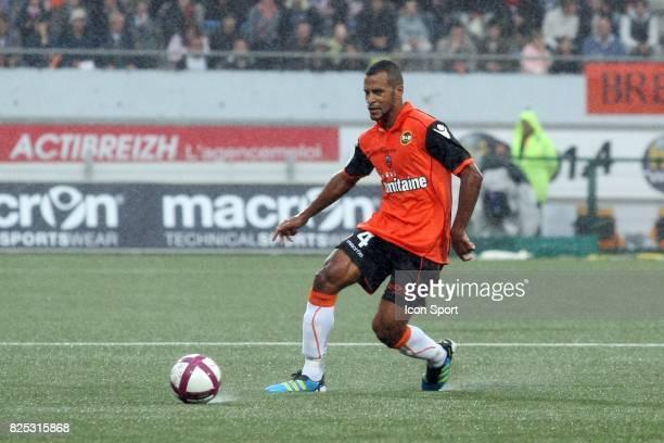 Alaixys ROMAO Lorient / Bordeaux 2eme journee de Ligue 1