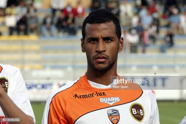 Alaixys ROMAO Guingamp / Lorient Match Amical Saint Brieuc