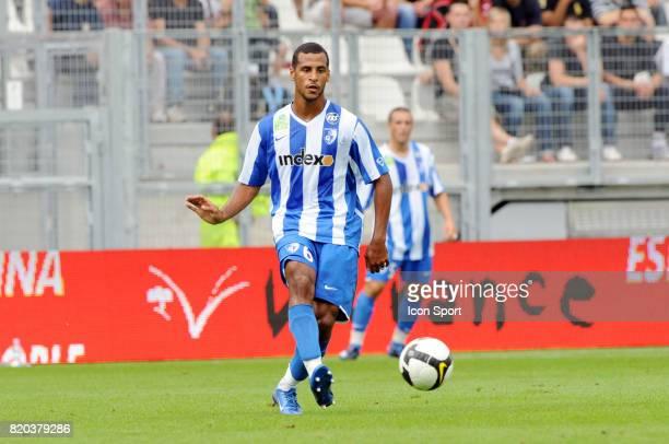 Alaixys ROMAO Grenoble / Rennes 2eme journee de Ligue 1