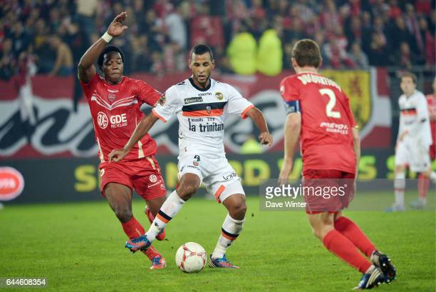 Alaixys ROMAO Valenciennes / Lorient 9e journee de Ligue 1 Photo Dave Winter / Icon Sport