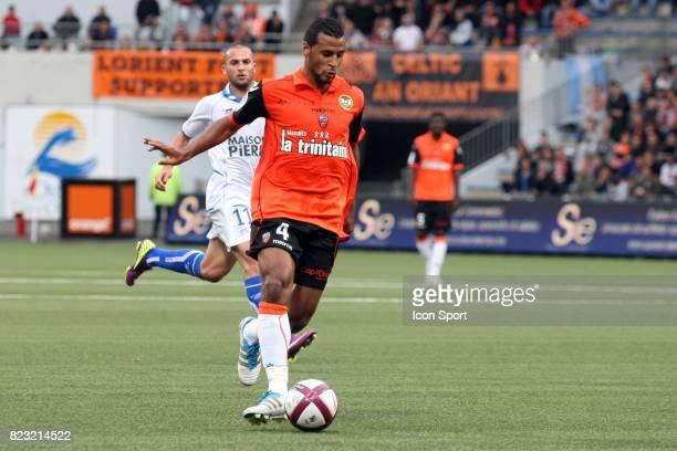 Alaixys ROMAO Lorient / Auxere 7eme journee de Ligue 1