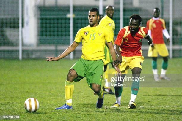 Alaixys ROMAO Guinee / Togo Match Amical