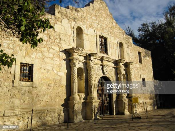 Alamo Mission historic building