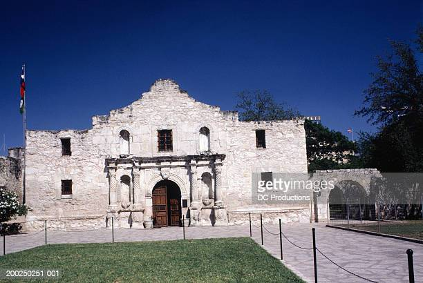 Alamo, San Antonio, Texas, USA