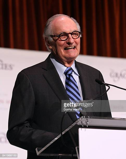 Alan Alda appears during the 41st Annual Gracies Awards Luncheon at Cipriani 42nd Street on June 21 2016 in New York City
