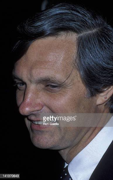 Alan Alda attends 19th Birthday Party for Elizabeth Alda on August 15 1979 at the Promenade Cafe in New York City