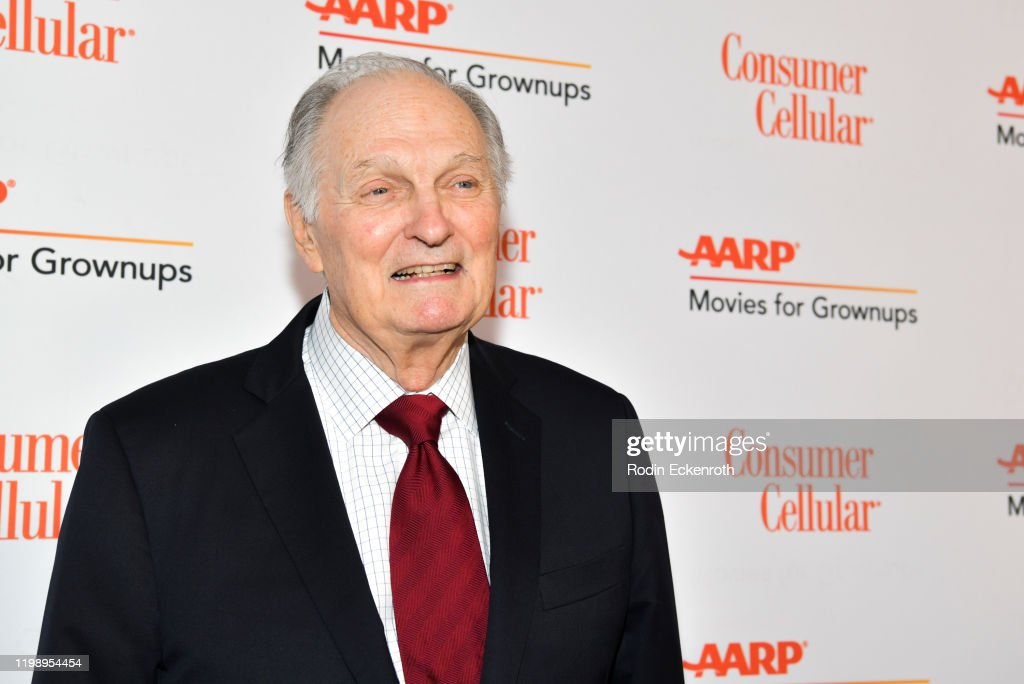 AARP The Magazine's 19th Annual Movies For Grownups Awards - Arrivals : News Photo
