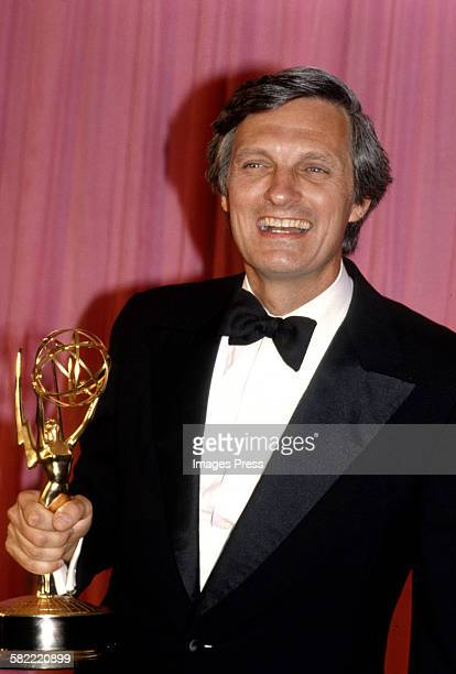 Alan Alda circa 1980 in Pasdena California