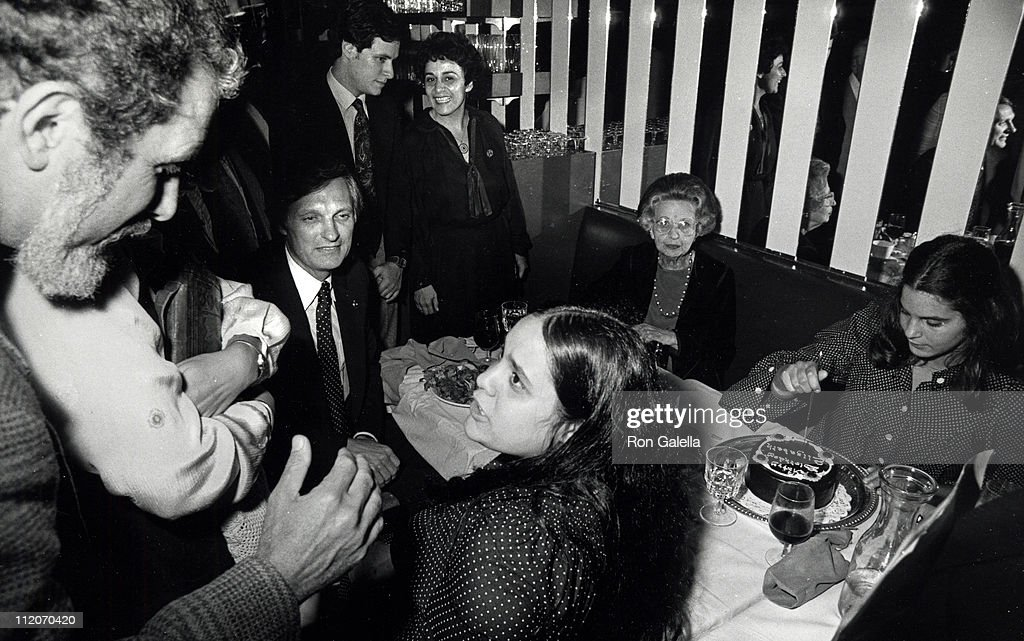 """The Seduction of Joe Tynan"" New York City Premiere Party : News Photo"