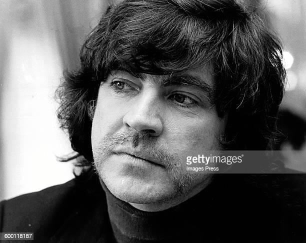 Alan Bates circa 1981 in New York City