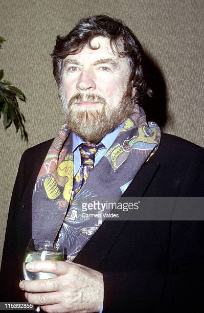 Alan Bates during New Dramatists 53rd Annual Benefit Luncheon Honors Barbara Cook at Marriott Marquis Hotel in New York City New York United States