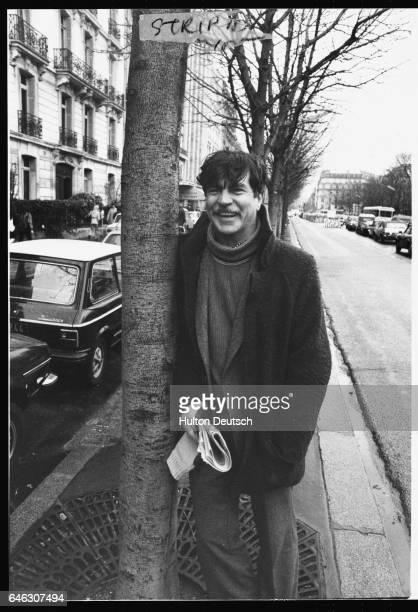 Alan Bates On Location 1980