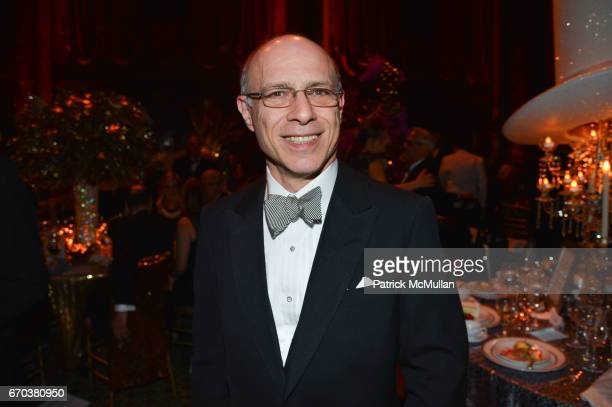 Alan Behr attends LHNH honours Geoffrey Bradfield and John Manice at Cipriani 42nd Street on April 18 2017 in New York City