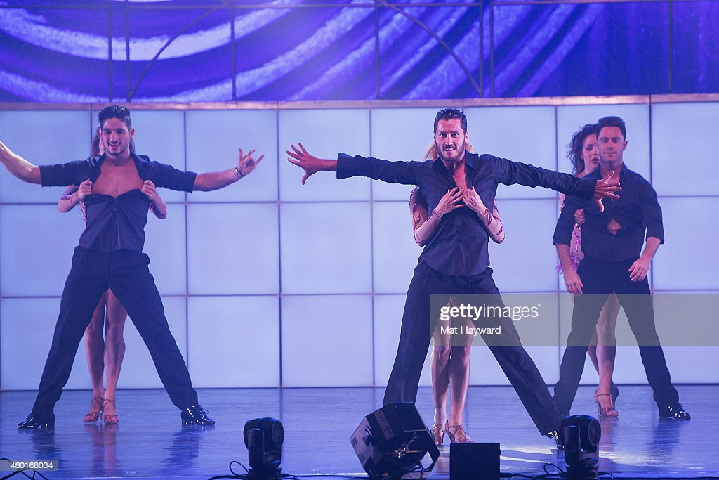 Dancing With The Stars: Live! At McCaw Hall : News Photo