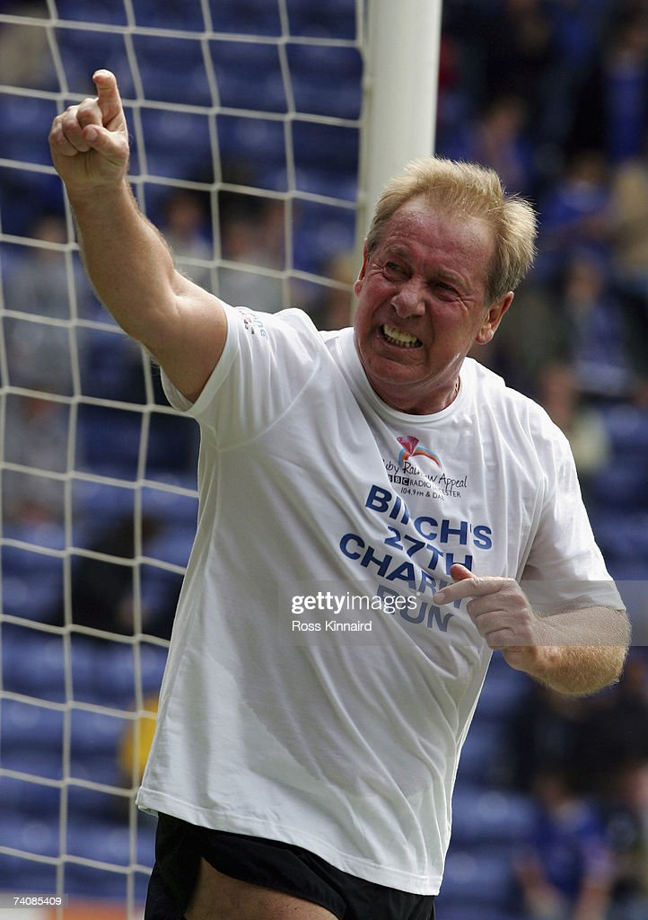 Alan Birchenall former Leicester City star during a charity run prior the Coca-cola Championship match between Leicester City and Wolverhampton Wanderers at the Walkers Stadium on May 6,2007 in Leicester, England.