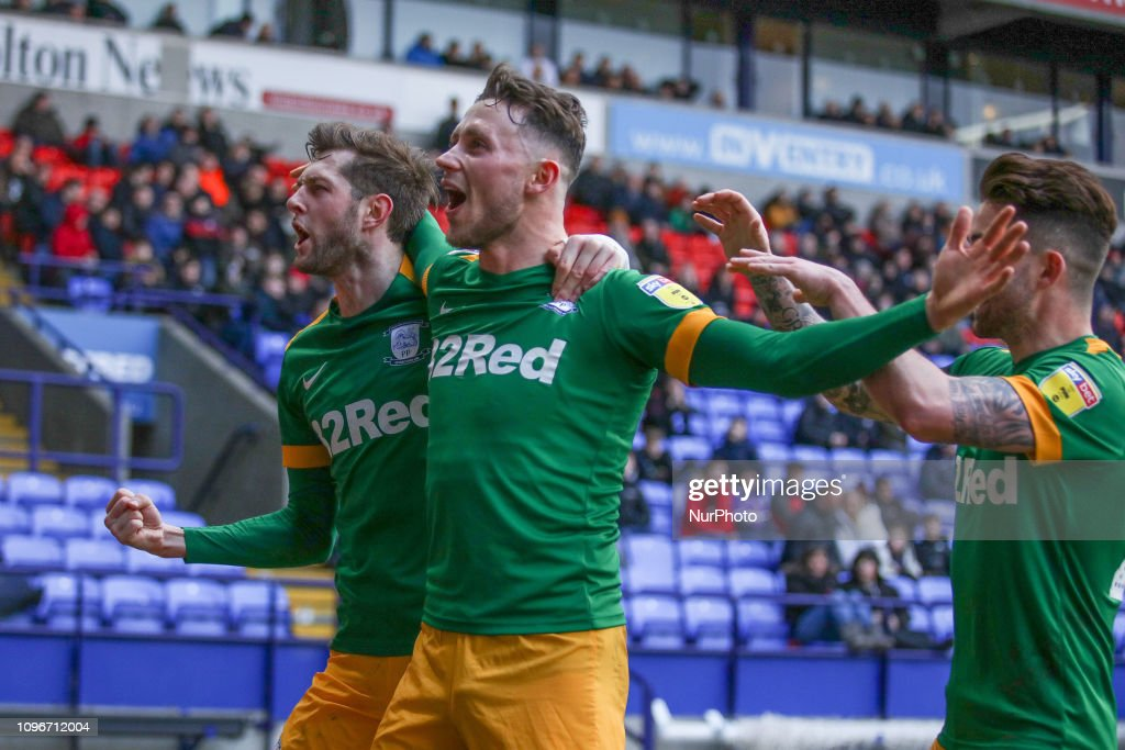 Bolton Wanderers v Preston North End - Sky Bet Championship : News Photo