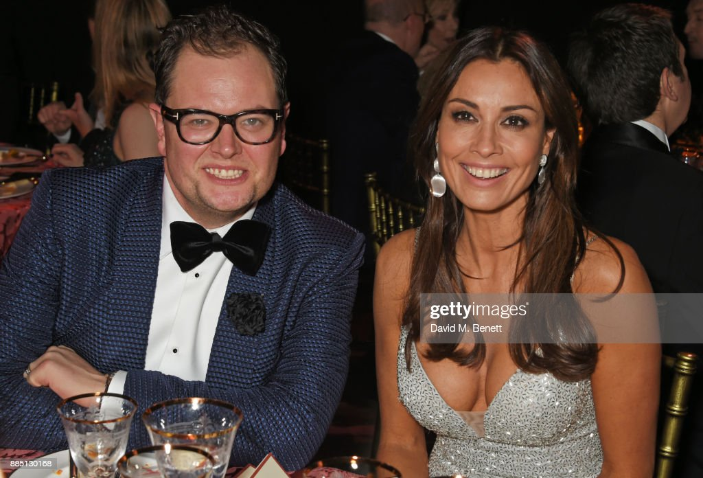 The London Evening Standard Theatre Awards 2017 - Inside Ceremony : News Photo