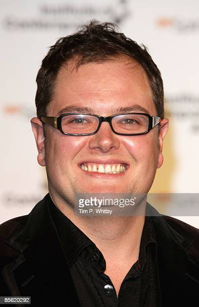 Alan Carr attends Figures Of Speech a fundraising gala for the ICA at The Brewery on March 26 2009 in London England