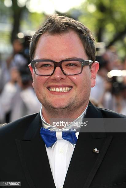 Alan Carr attends The Arqiva British Academy Television Awards 2012 at The Royal Festival Hall on May 27 2012 in London England
