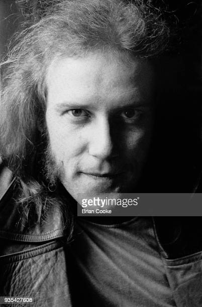 Alan Cartwright of Procol Harum photographed at The Theatre Royal in London's Covent Garden on 6th May 1972